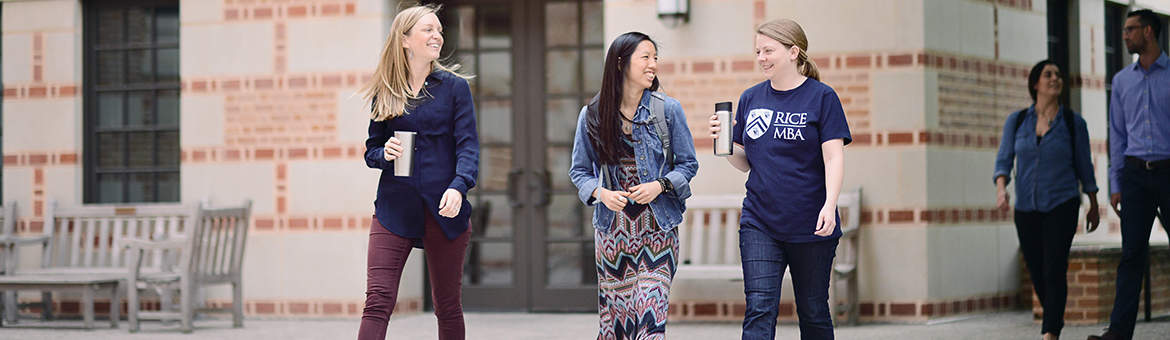 rice mba essay Victorious smith school of business essay samples on long term, short term career goals, why mba now, why smith and special topics our expertise in mba essay.