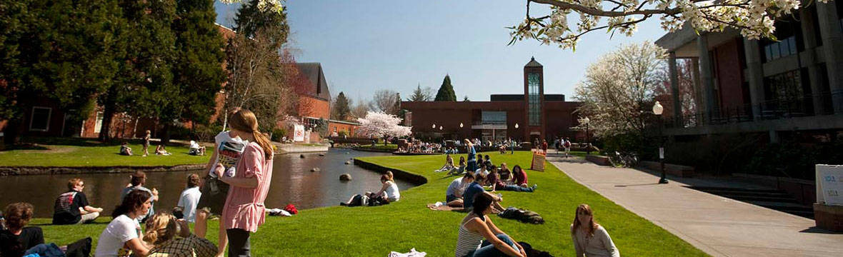 Willamette University  - Atkinson Graduate School of Management campus