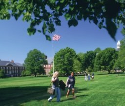 Washington College campus