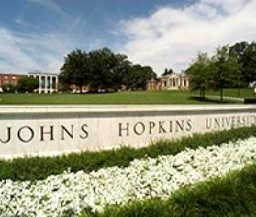 View Johns Hopkins image