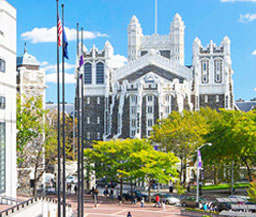 City University of New York--City College campus