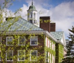 Hartwick College campus