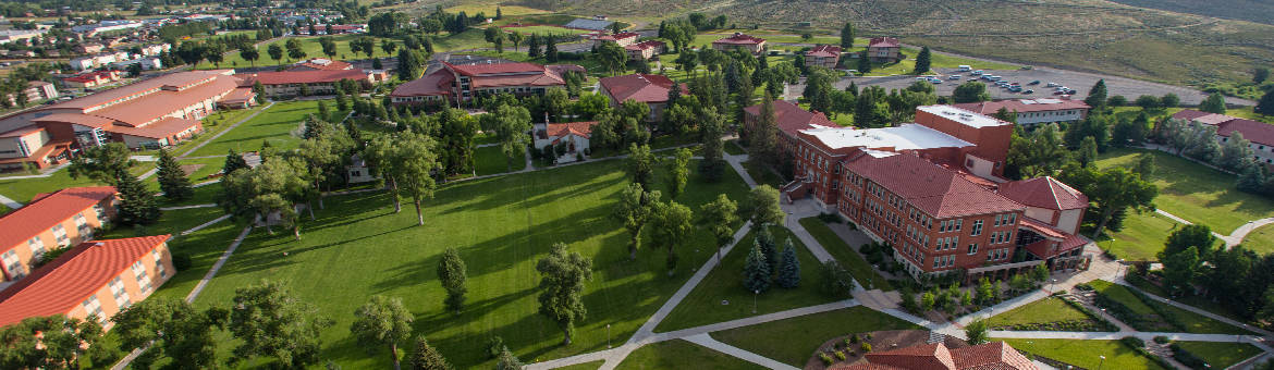 Western State Colorado University campus