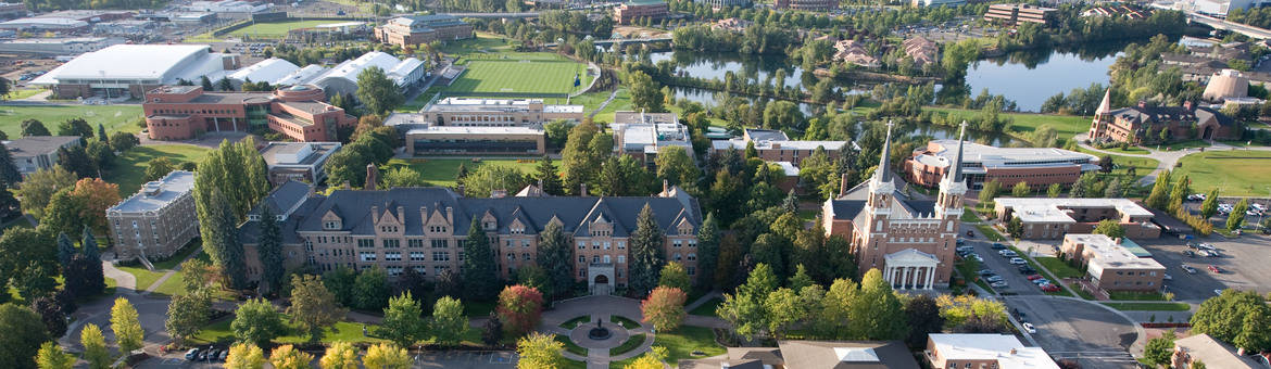 Gonzaga University The Princeton Review College Rankings