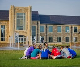 University of Tulsa campus