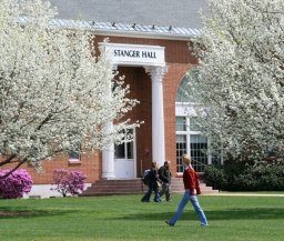 Stonehill College campus