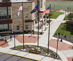 Alvernia University campus