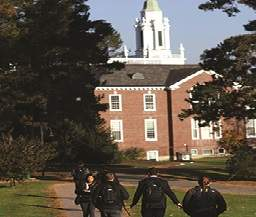 Babson College campus