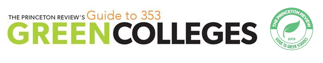 The Princeton Review's Guide to 353 Green Colleges