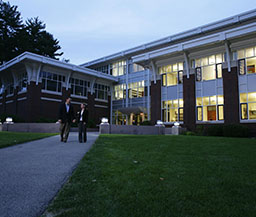 Babson College F W Olin Graduate School Of Business Campus