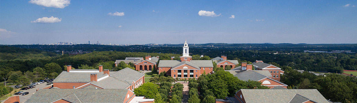 Bentley University - McCallum Graduate School of Business campus