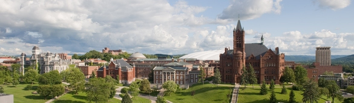 Syracuse University  - Martin J. Whitman School of Management campus