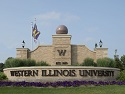 Western Illinois University campus