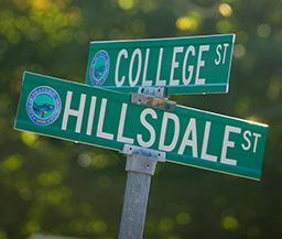 Hillsdale College campus