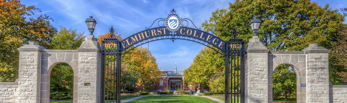 Elmhurst College campus