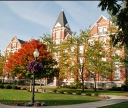 The University of Findlay campus