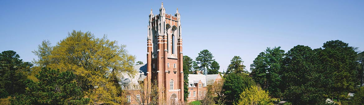 University of Richmond campus
