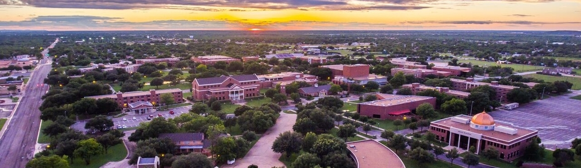 Hardin-Simmons University campus