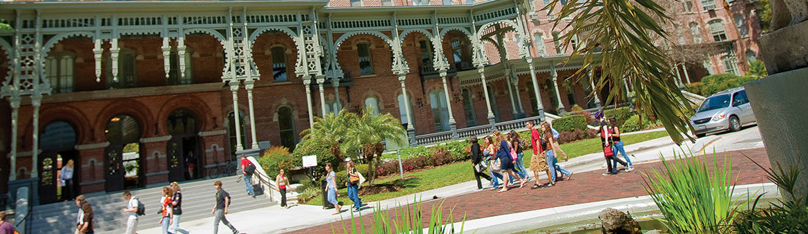 University of Tampa - The Princeton Review College Rankings