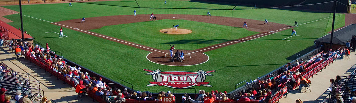 Troy University--Troy (formerly Troy State University) campus