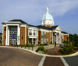High Point University campus