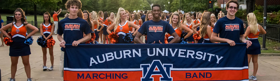 Auburn University campus