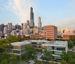University of Illinois at Chicago campus