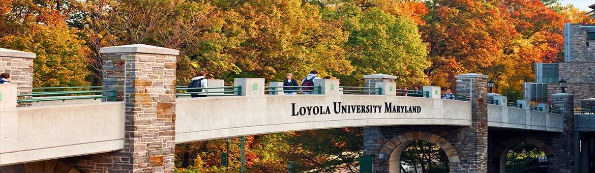 Loyola University Maryland campus