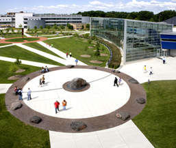 Lawrence Technological University campus