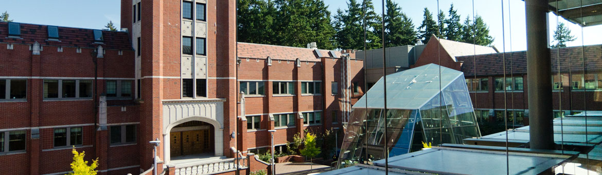 University of Puget Sound campus