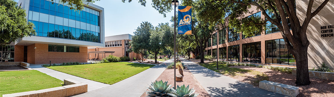 Angelo State University campus