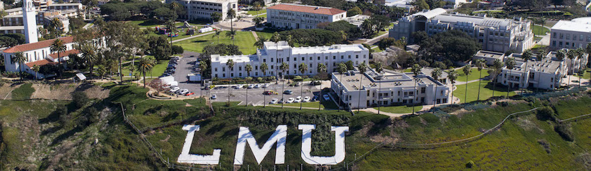 Loyola Marymount University campus