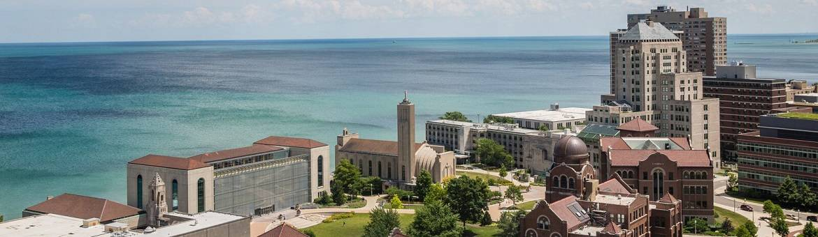 Loyola University of Chicago campus