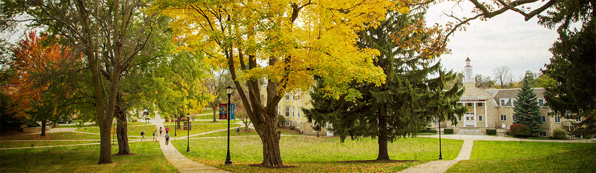 Ripon College campus