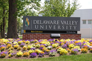 Delaware Valley University campus