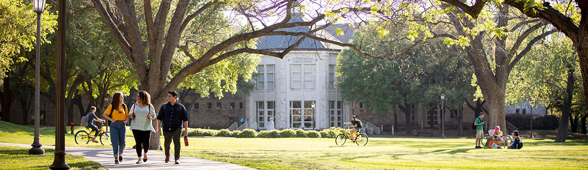 Southwestern University campus
