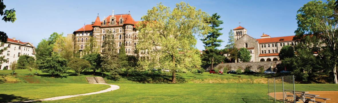 Chestnut Hill College campus