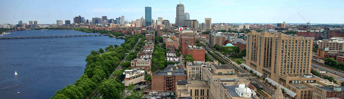 Boston University campus