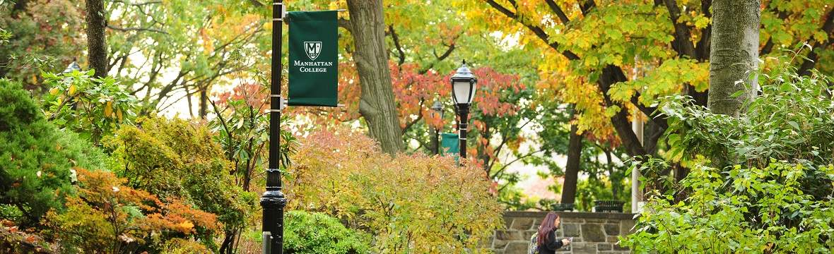 Manhattan College campus
