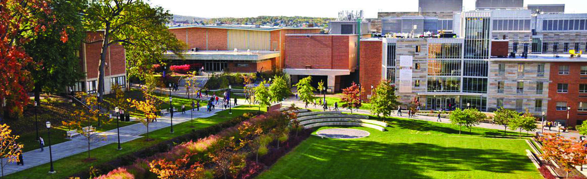 University of Scranton campus