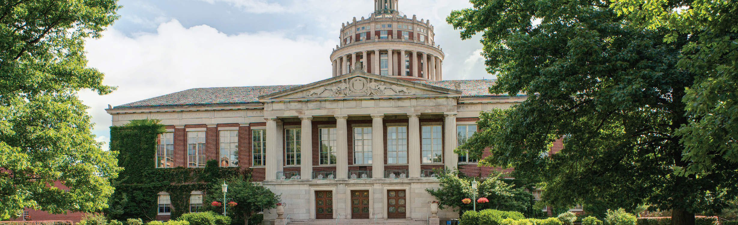 University of Rochester Requirements for Admission