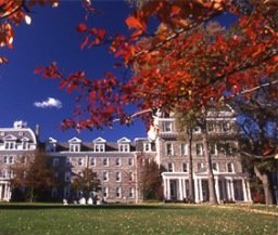 Swarthmore College campus