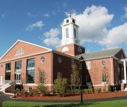 Bentley University campus