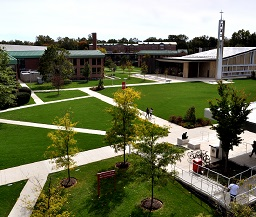 Sacred Heart University campus