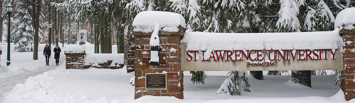 St. Lawrence University campus