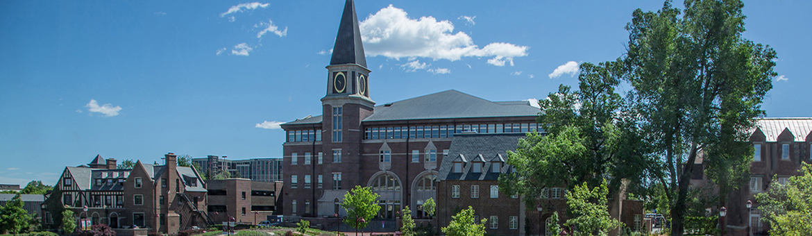 University of Denver - Sturm College of Law campus
