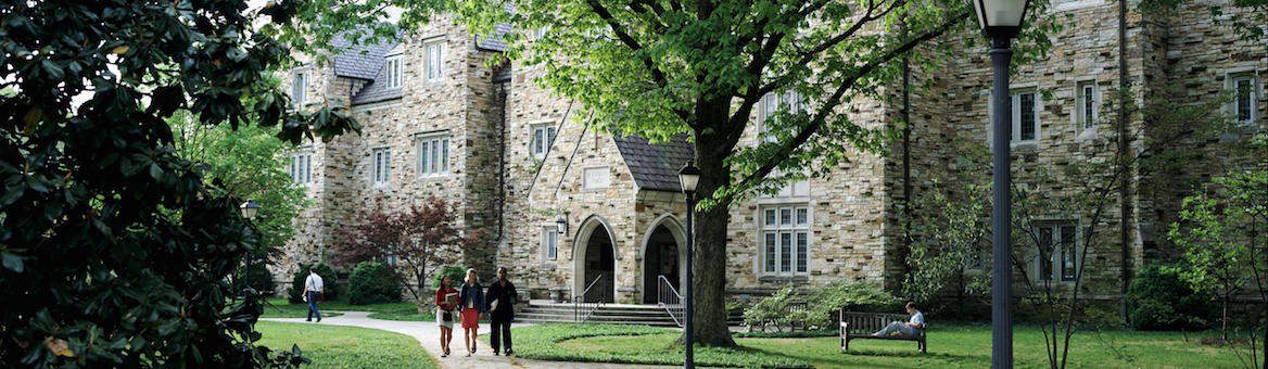 Rhodes College campus