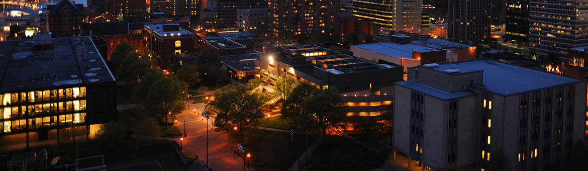 Duquesne University - John F. Donahue Graduate School of Business campus