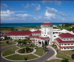 American University of Antigua (AUA) College of Medicine campus