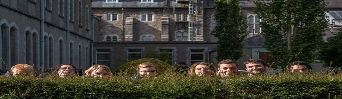 Maynooth University Postgraduate Prospectus 2020